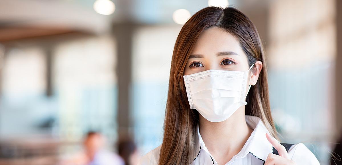 接触感染を防ぐコロナウイルス対策